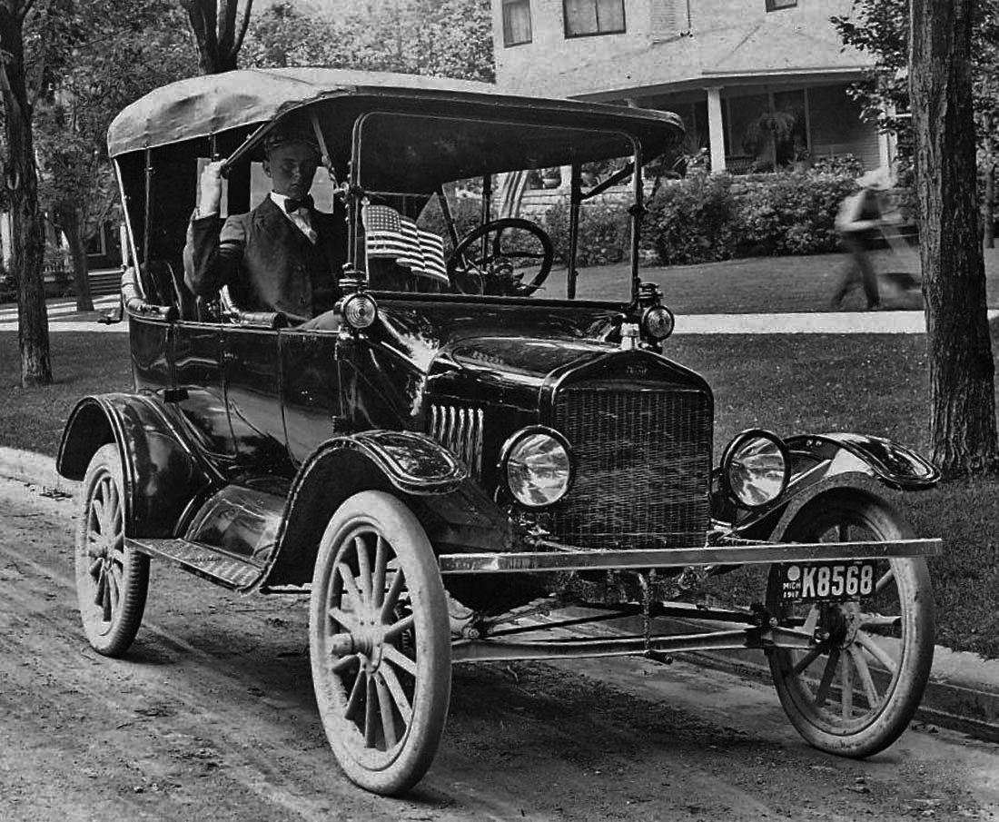 henry fords conception of the model t